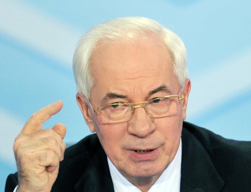 Украинская делегация поедет на ежегодную сессию МВФ во главе с Соркиным, — Азаров
