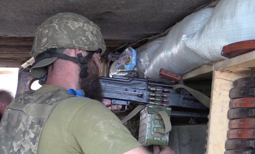ООС на Донбассе, перемирие на донбассе, обстрелы боевиковна донбассе