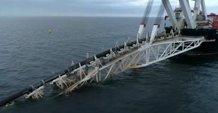 """""""Северный поток-2"""", газопровод, Россия"""