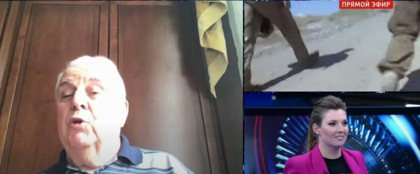 Кравчук разошелся на интервью путинским пропагандистам и пригласил Скабееву в Киев