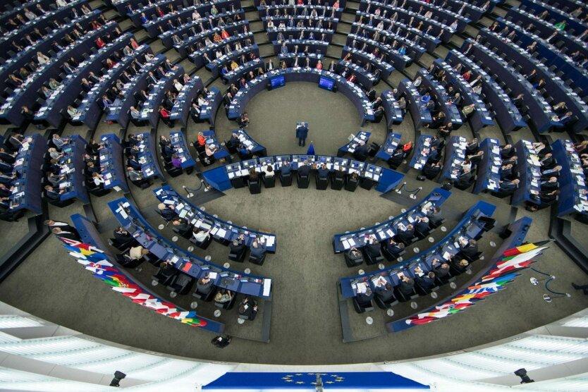 Европарламент, утечка данных