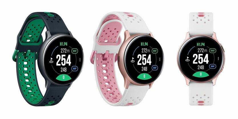 популярных Galaxy Watch Active2