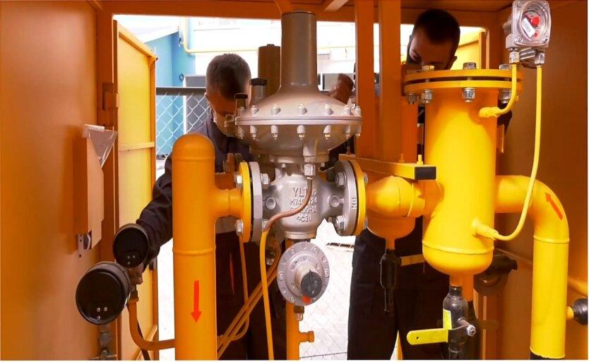 Доставка газа в Украине, Тарифы на газ, Плата за распределение газа в Украине