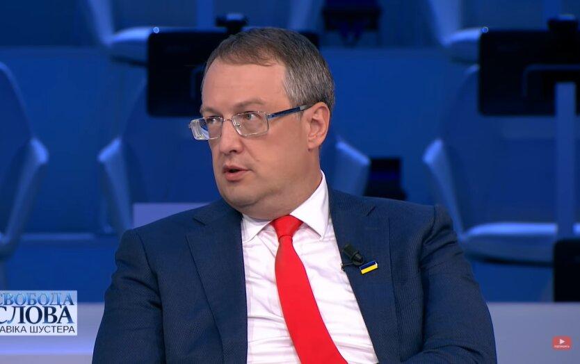 Антон Геращенко, Игорь Клименко, коррупционеры