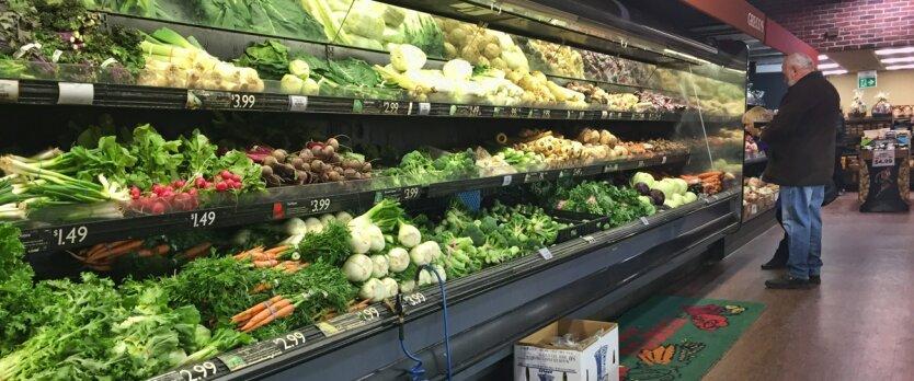 еда овощи продукты