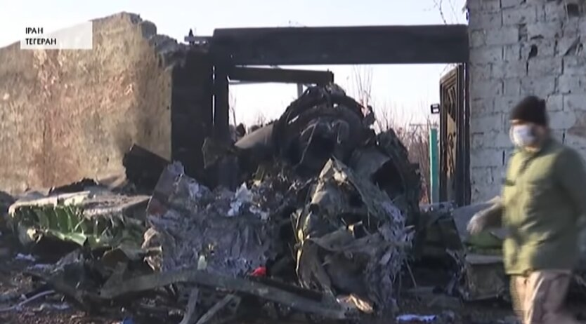 Катастрофа Боинга МАУ, Иран, Международный суд