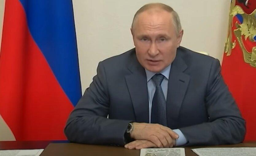 Владимир Путин, Виктор Медведчук, Украина