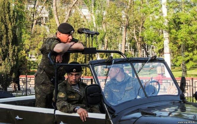 Саенко (экс-укр. военный в Крыму, перешел на сторону РФ)