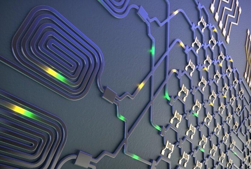 квант чип