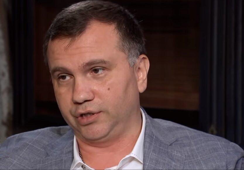 Председатель Окружного административного суда Киева Павел Вовк