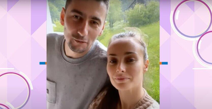 Александр Эллерт и Ксения Мишина