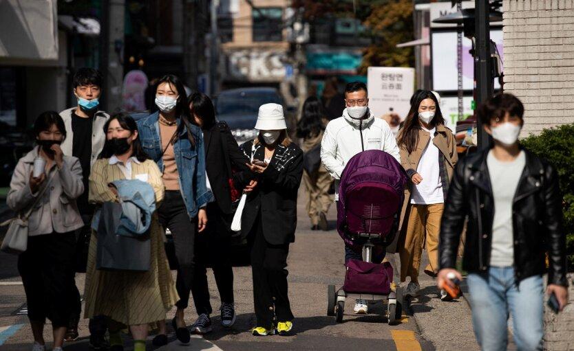 Коронавирус в Сеуле