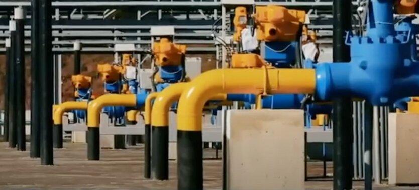 """""""Газпром"""" демонтирует трубы , транзит газа через Украину"""