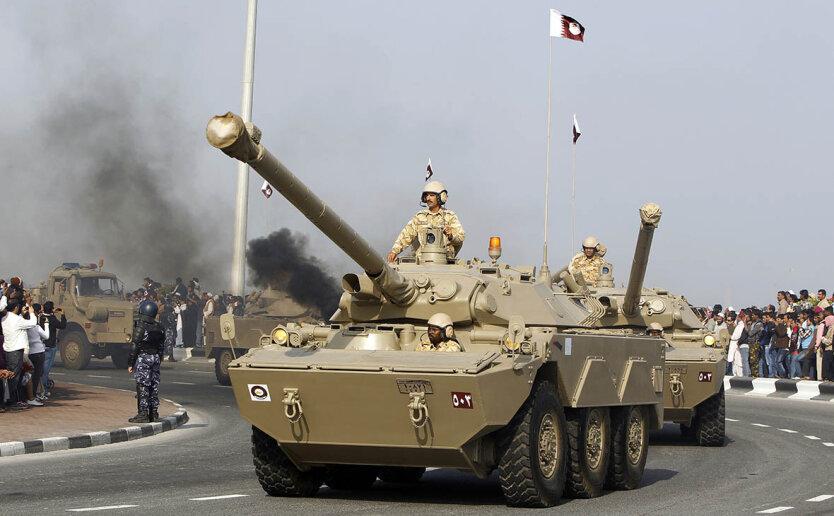 Госпереворот в Катаре