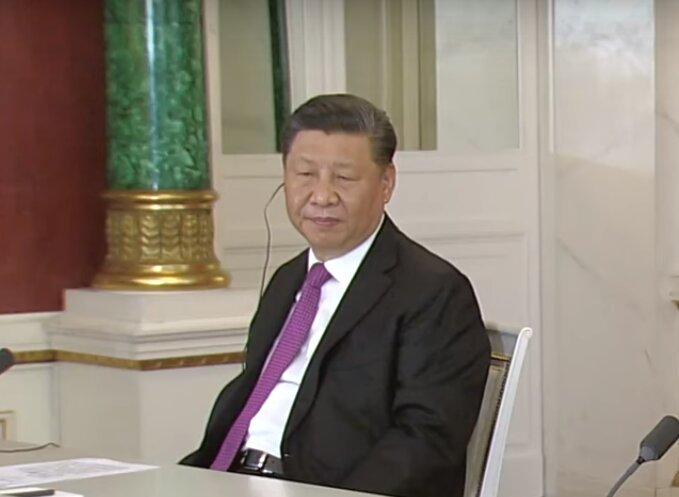Президент КНР Си Цзиньпин