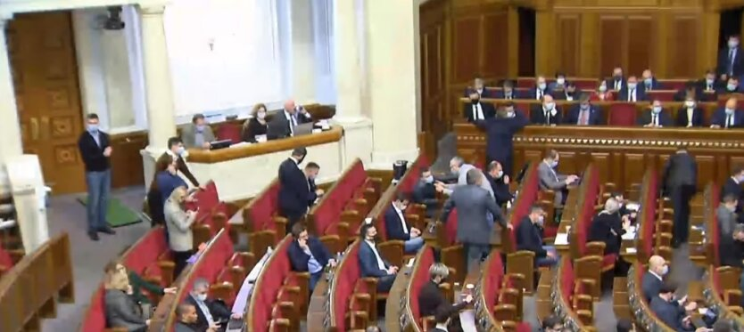Верховная Рада, бюджет, Украина