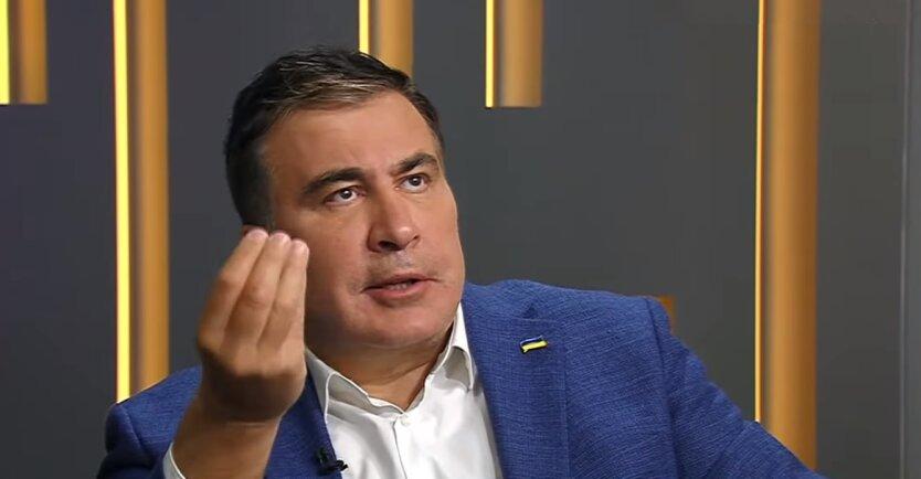 Глава Исполнительного комитета реформ Украины Михаил Саакашвили