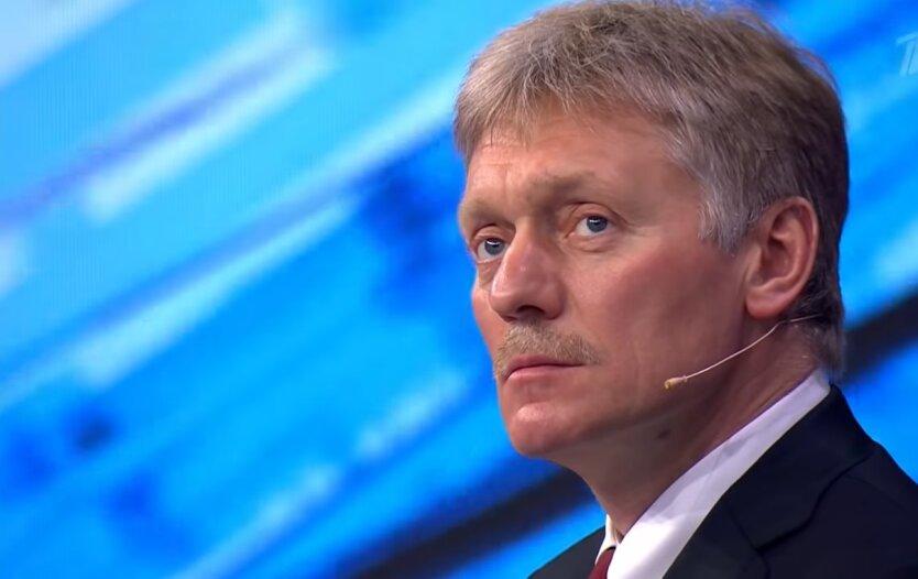 Дмитрий Песков, Владимир Зеленский, встреча с Владимиром Путиным