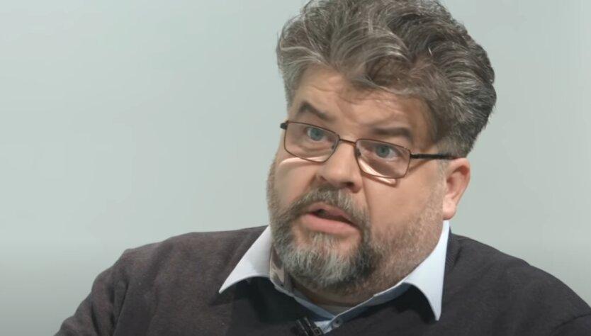 Богдан Яременко, ТКГ, Донбасс