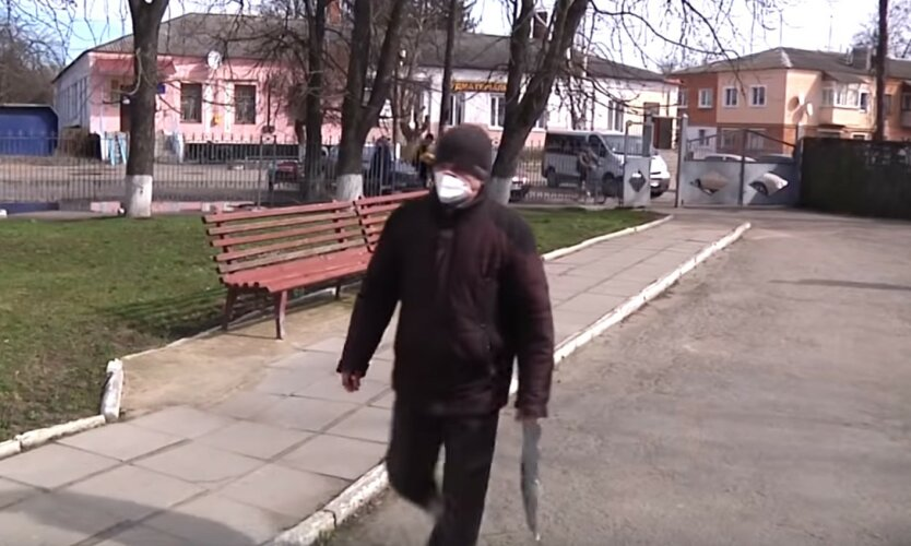 коронавирус на киевщине