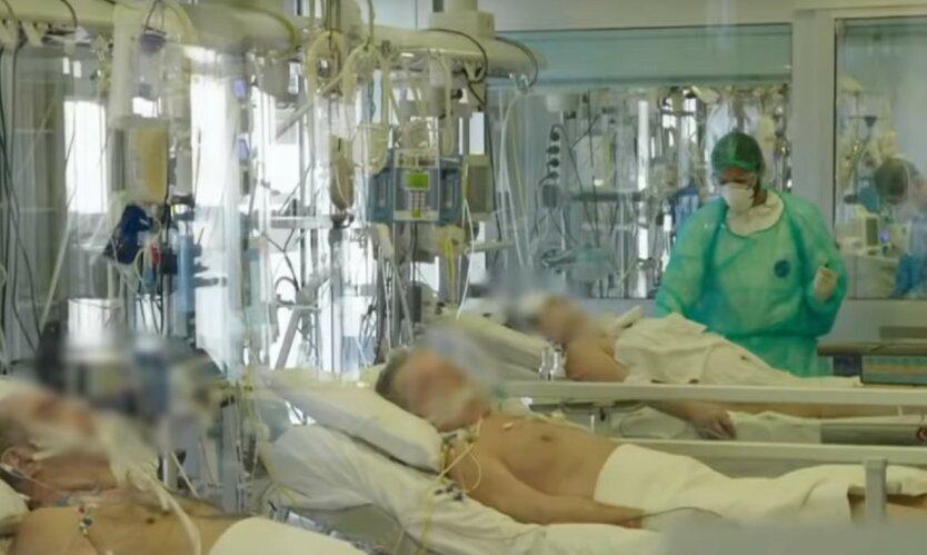 Италия установила новый антирекорд по смертности от коронавируса