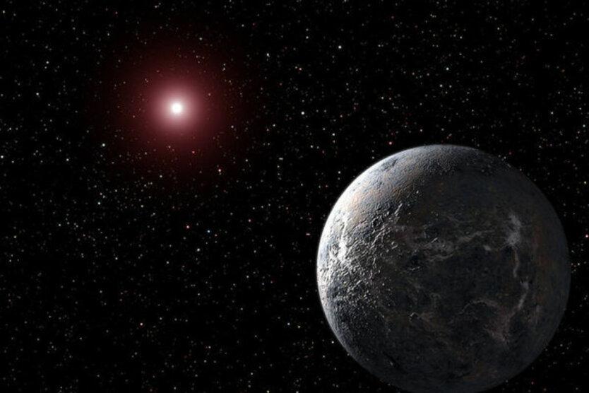 Планета LHS 1815b