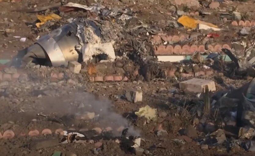 Крушение самолета МАУ, Иран, Украина