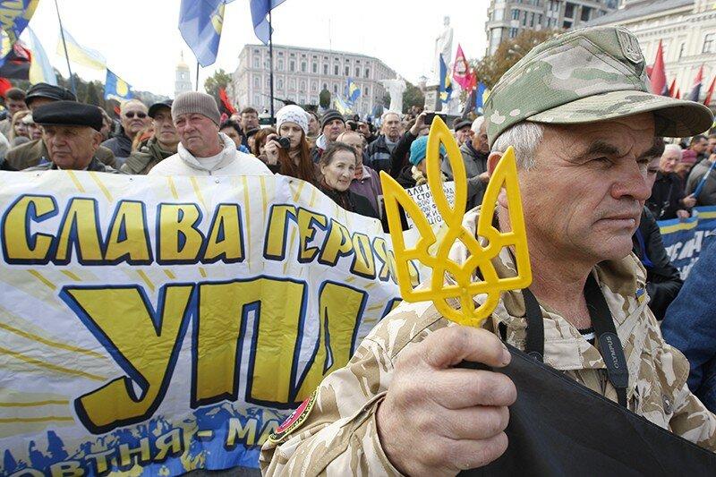 Почему украинские националисты скатываются к репрессиям