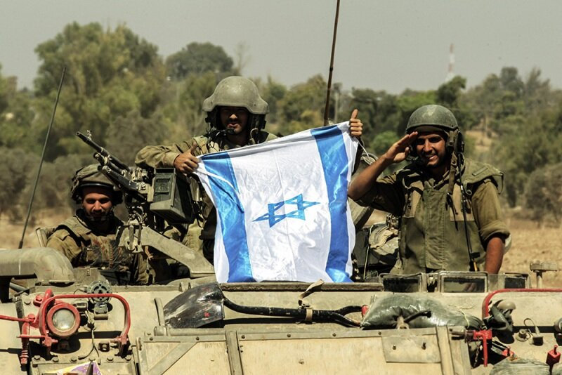 Израиль_армия