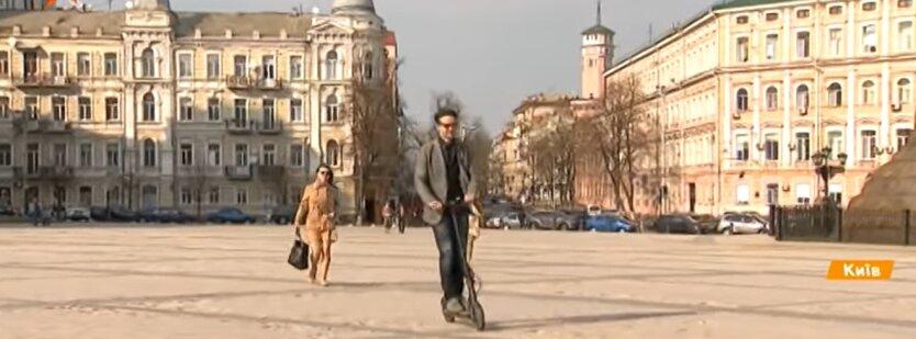 Владельцы гироскутеров, законопроектов, Верховная Рада Украины
