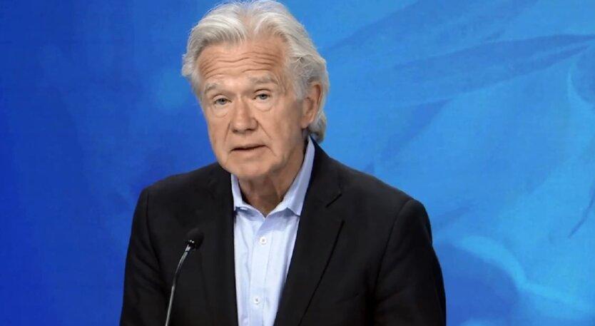 Представитель МВФ Джерри Райс
