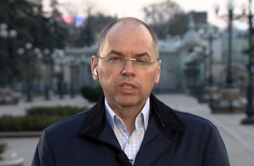 Коронавирус в Украине, Максим Степанов, Коечный фонд Украины, COVID-19