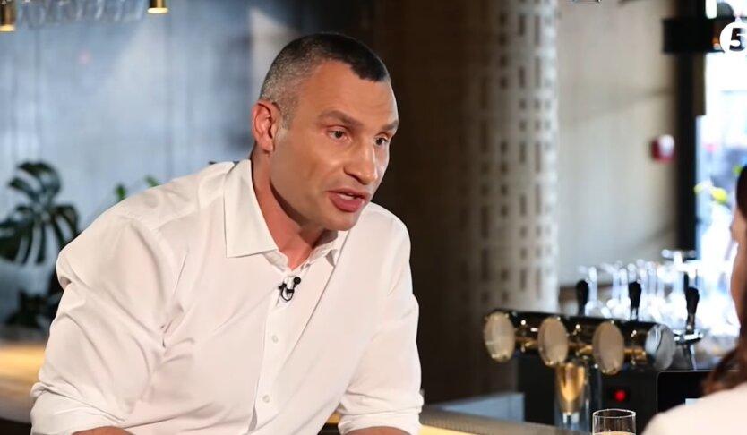 Виталий Кличко, мэр Киева, выборы в Украине