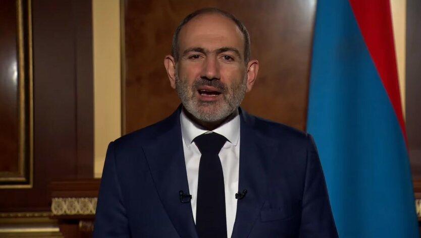 Владимир Путин, Никол Пашинян, Армяно-азербайджанский конфликт, Нагорный Карабах