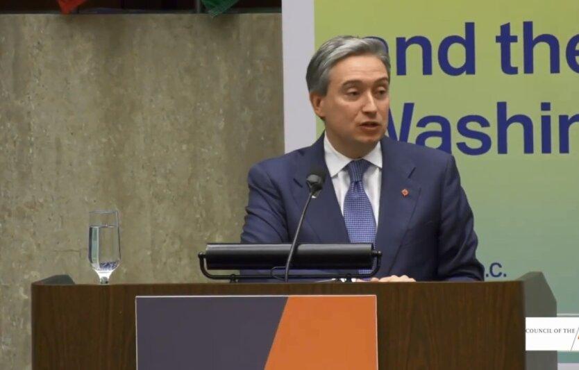 Министр иностранных дел Канады Франсуа-Филипп Шампань