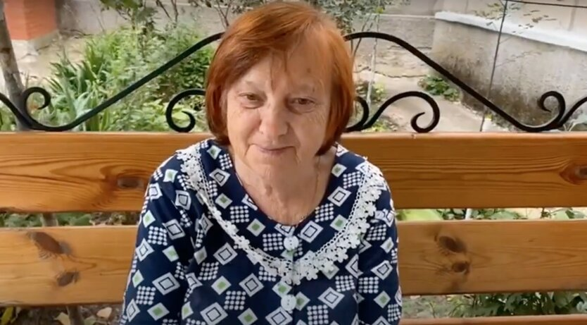 Пенсионеры в Украине
