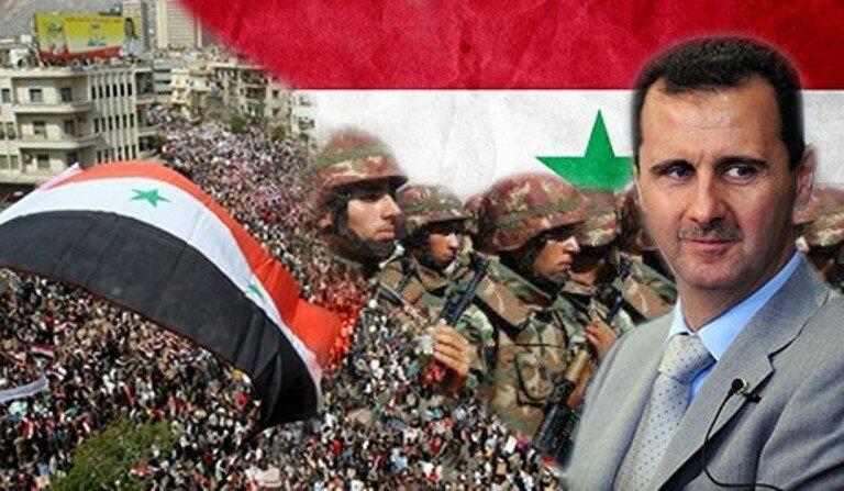 Сирия_армия