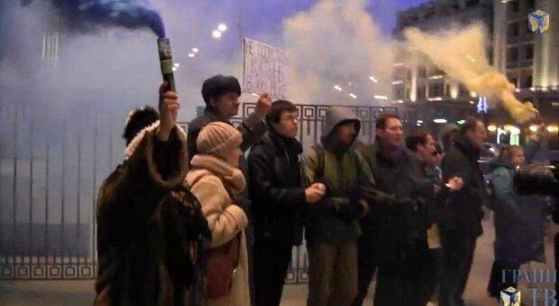 Свободу Савченко россияне акция протеста