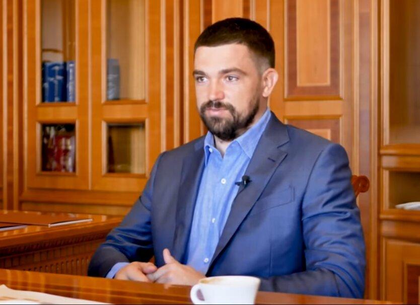 Первый замглавы Офиса президента Сергей Трофимов