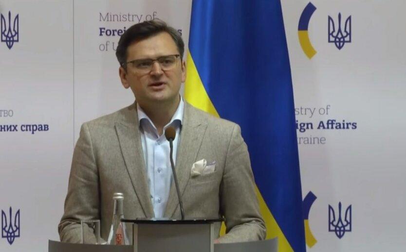 Дмитрий Кулеба, саммит в нормандском формате