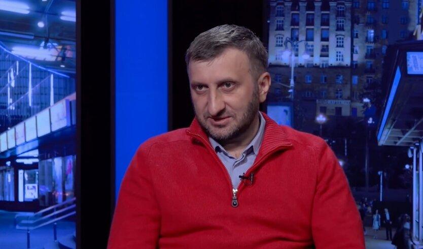Политолог Виталий Кулик