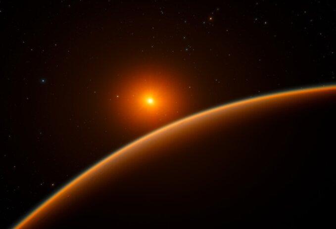 экзопланета тесс