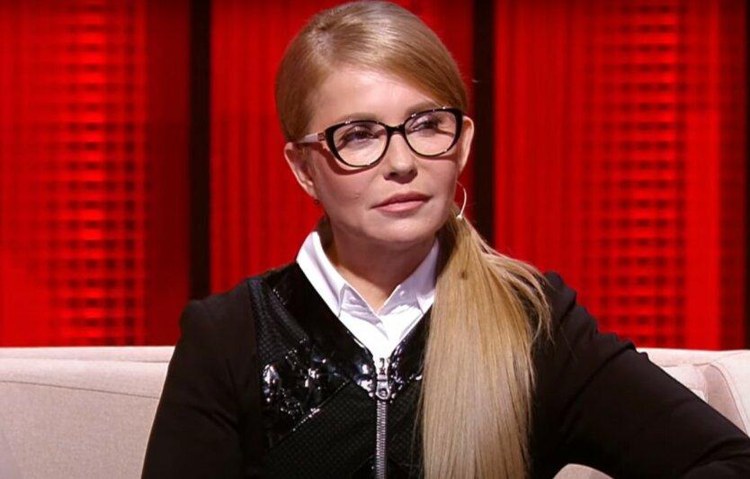Тимошенко угрожает подать иск в КС из-за меморандума с МВФ