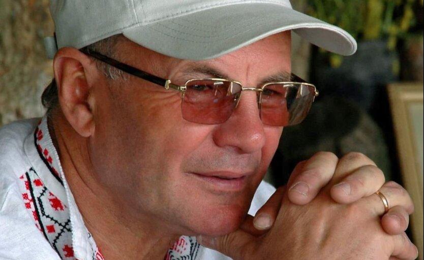 Умер известный украинский писатель и нардеп