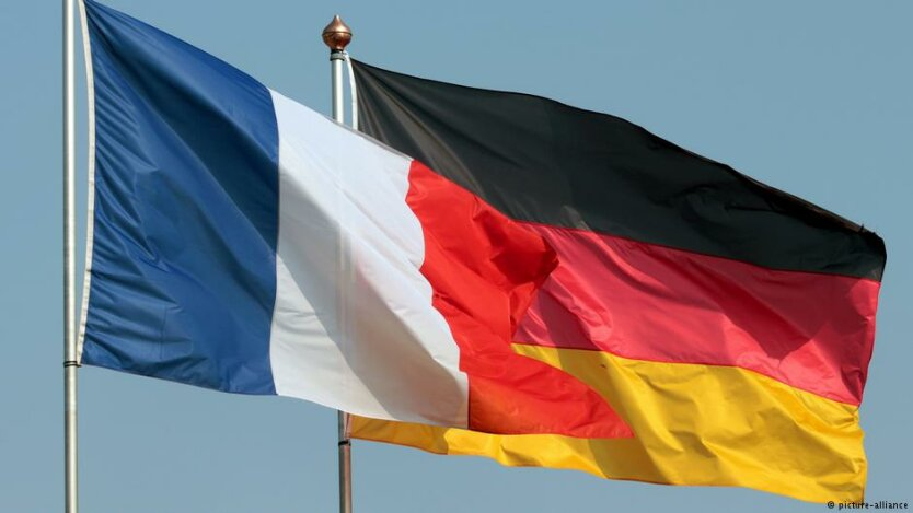 Франция_Германия