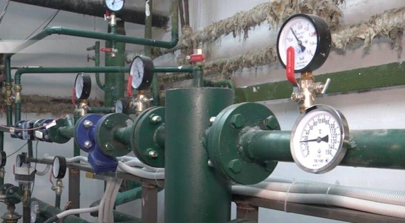 Годовые тарифы на газ