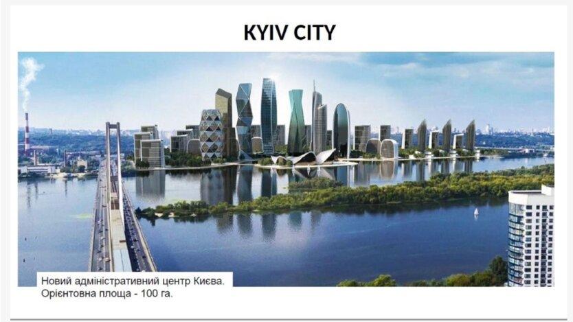 Проект Киев Сити
