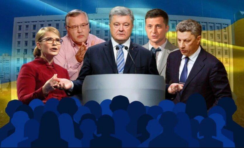 президентские выборы 2019 в Украине