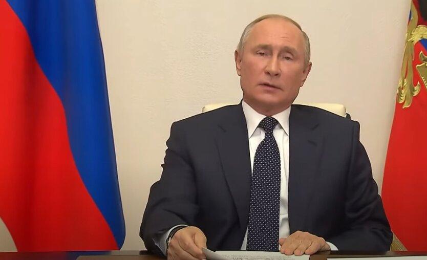 Владимир Путин, санкции, продуктовое эмбарго