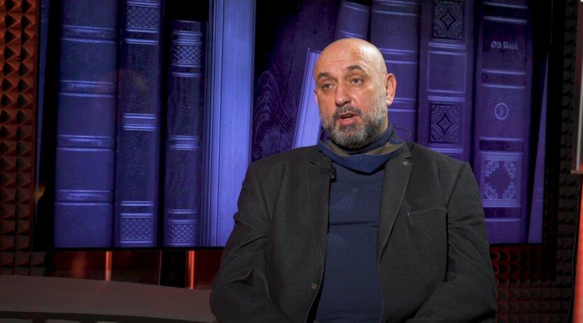 Генерал Сергей Кривонос, военная элита, Украина